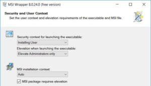 Setting remote wipe deployment priviledges