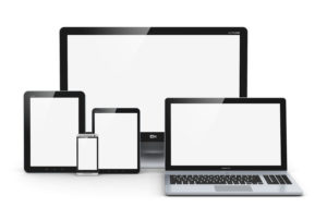 Laptop, Desktop, Tablet, Smartphone